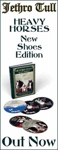 Jethro Tull Heavy Horses (New Shoes Edition)