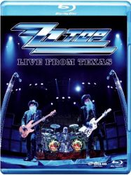 ZZ Top - ZZ Top Live From Texas (Blu-Ray) [ BLU-RAY ]