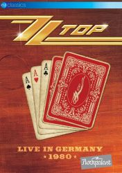 ZZ Top - Live In Germany 1980 (DVD-Video) [ DVD ]