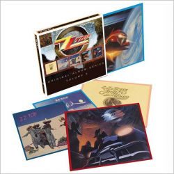 ZZ Top - Original Album Series Vol.2 (5CD) [ CD ]