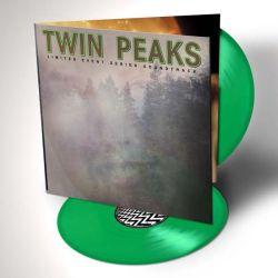 Twin Peaks Score (Limited Event Series Soundtrack) (Limited Color Vinyl & Poster) - Various Artists (2 x Vinyl) [ LP ]