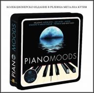 PIANO MOODS - 60 Classic Instrumental Track's (3CD-Tin) [ CD ]